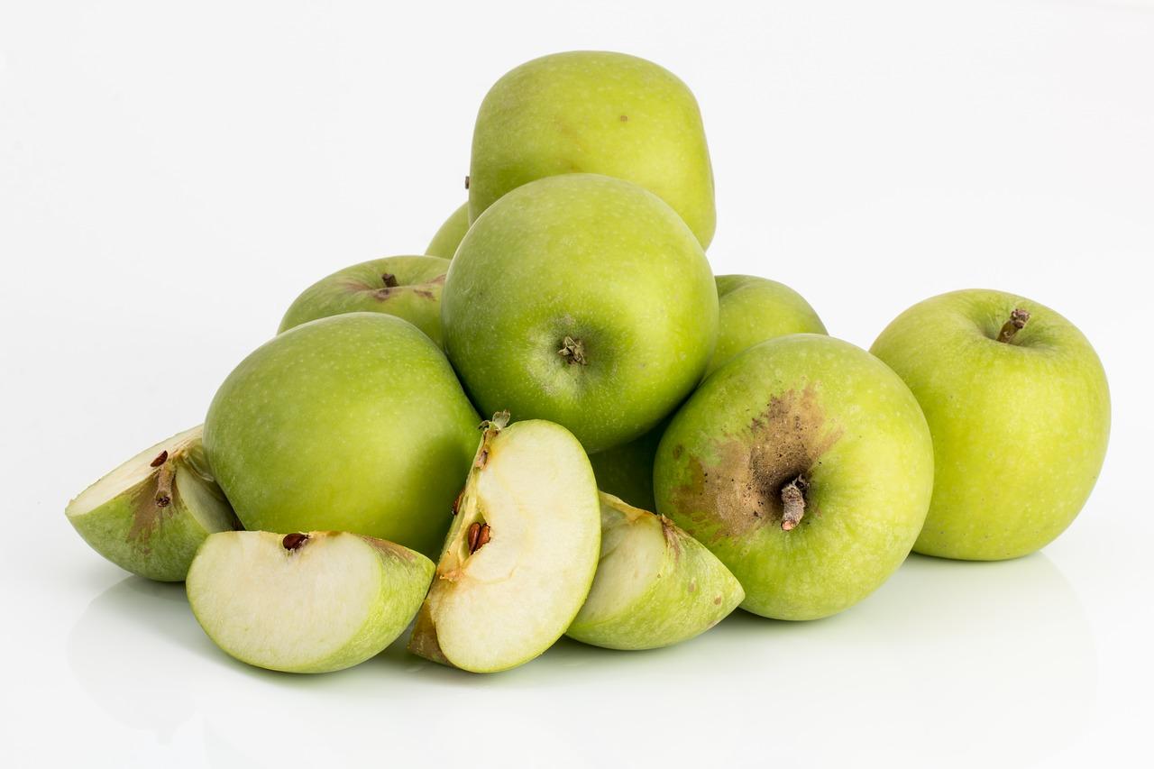 Kopa jablek