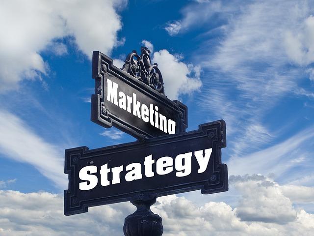 strategie a marketing